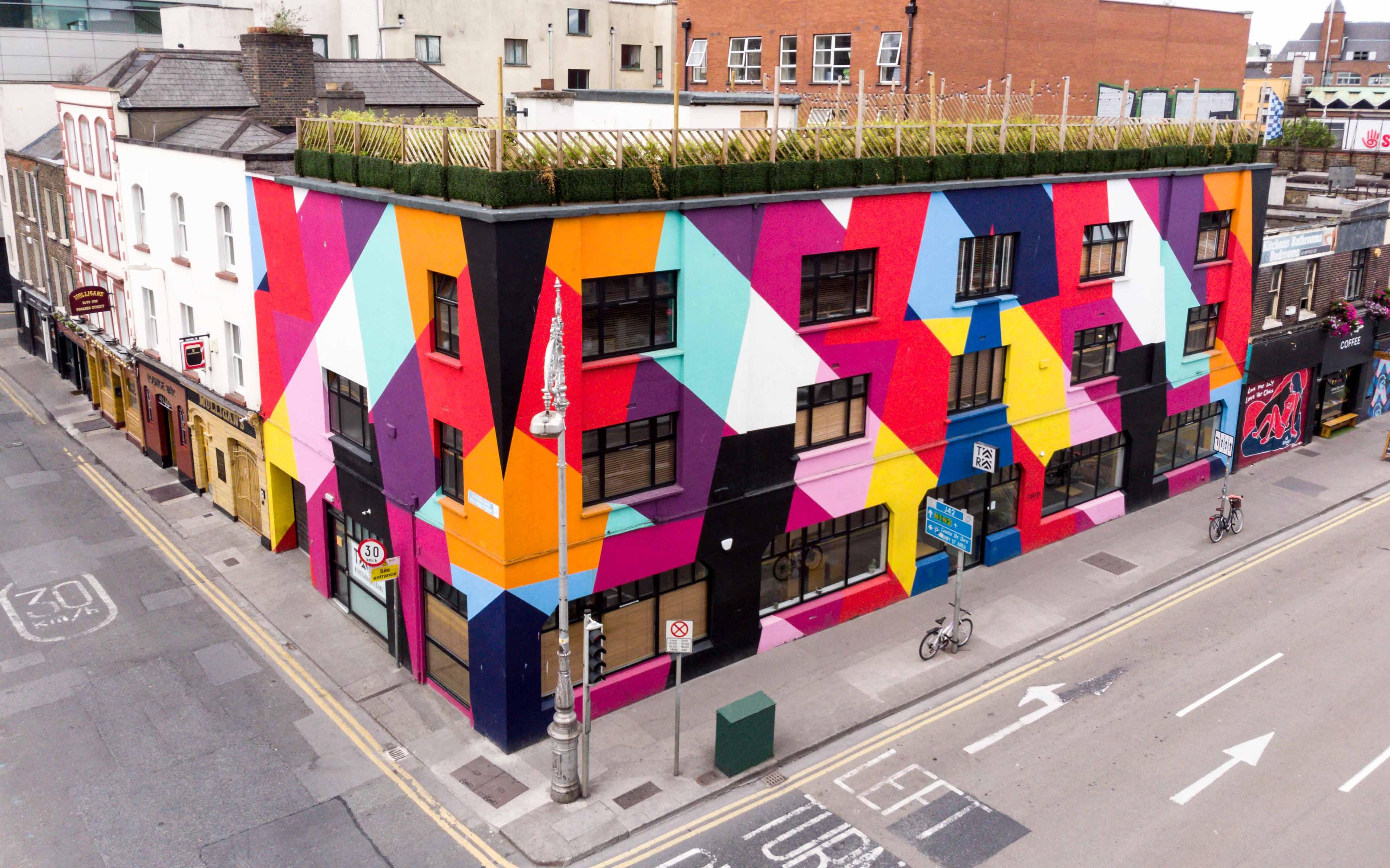 Creative Coworking in Dublin