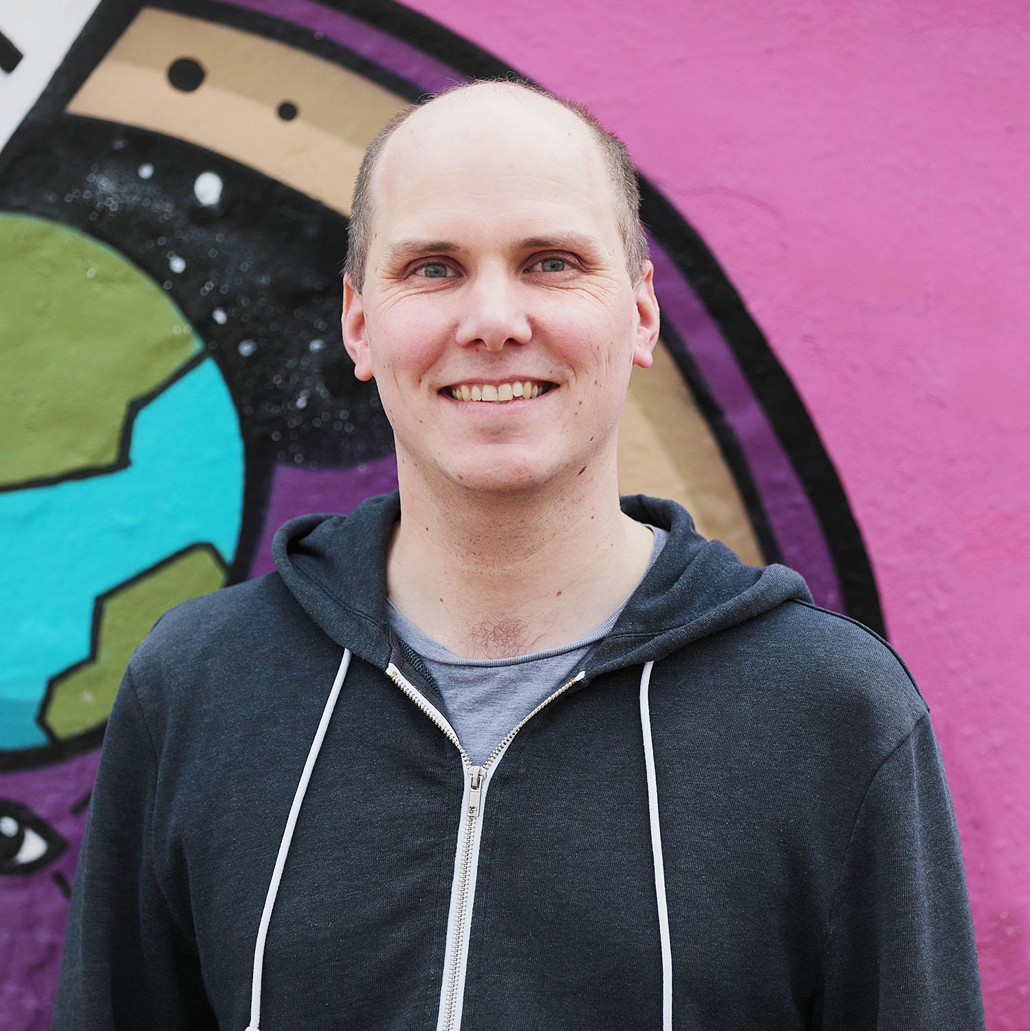 Lassi Valkonen member of The Tara Building Coworking Space Dublin